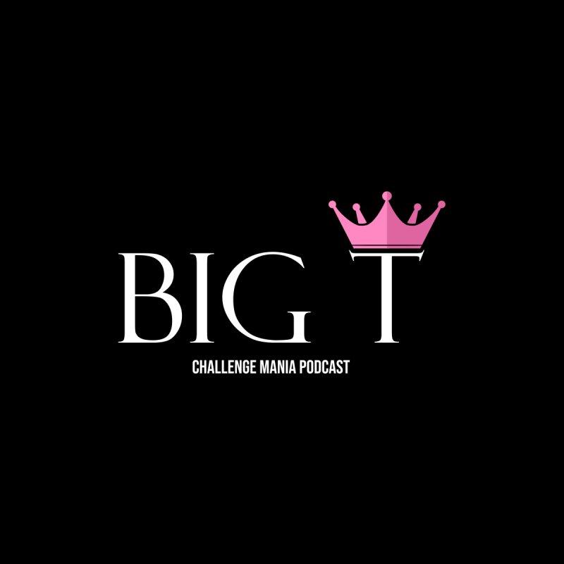 BIG T Men's T-Shirt by Challenge Mania Shop