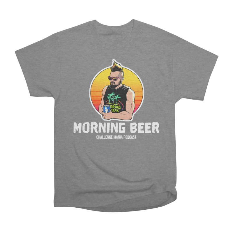 Morning Beer (White) Women's T-Shirt by Challenge Mania Shop