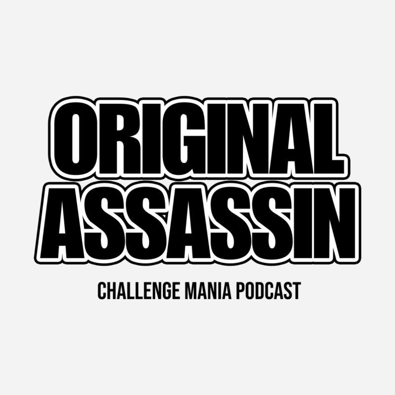 ORIGINAL ASSASSIN (Black) Women's T-Shirt by Challenge Mania Shop