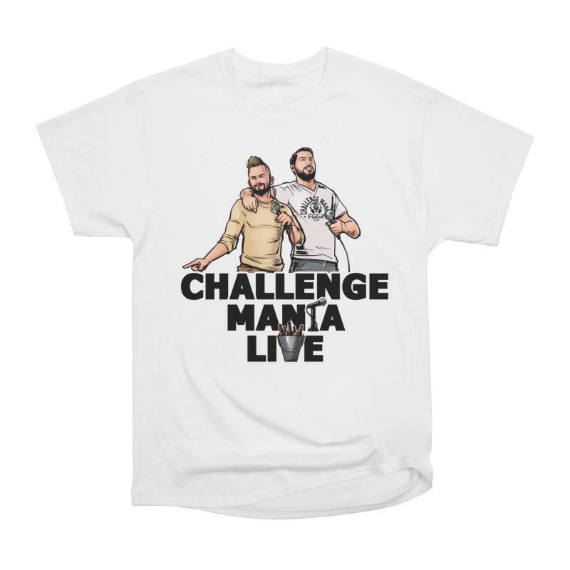 CM LIVE Women's T-Shirt by Challenge Mania Shop