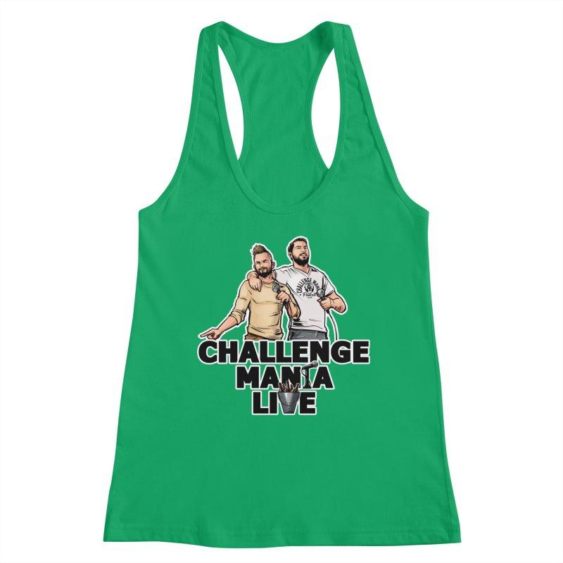 CM LIVE Women's Tank by Challenge Mania Shop