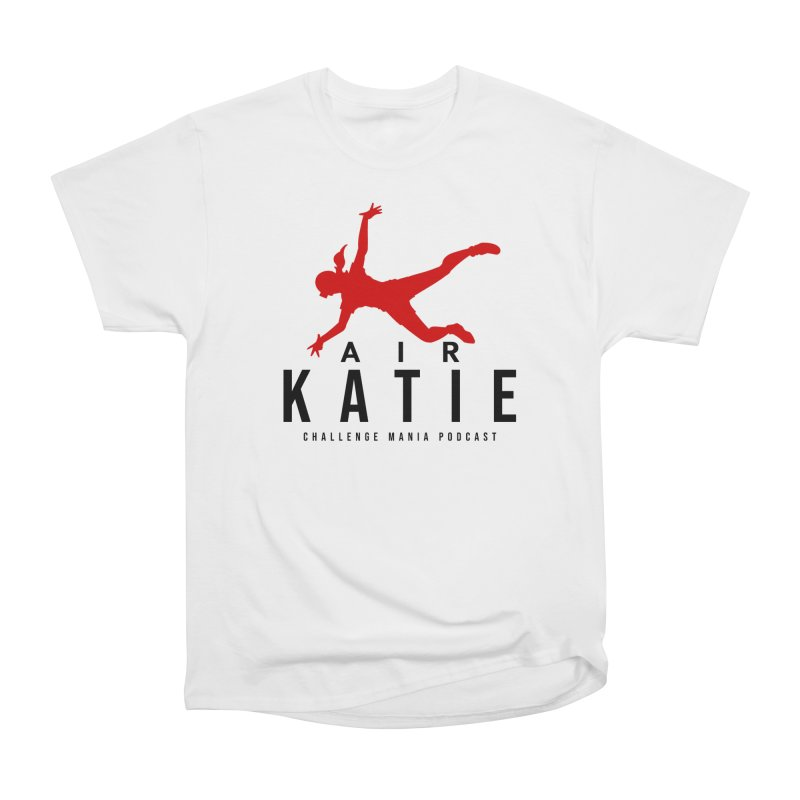 AIR KATIE Women's T-Shirt by Challenge Mania Shop