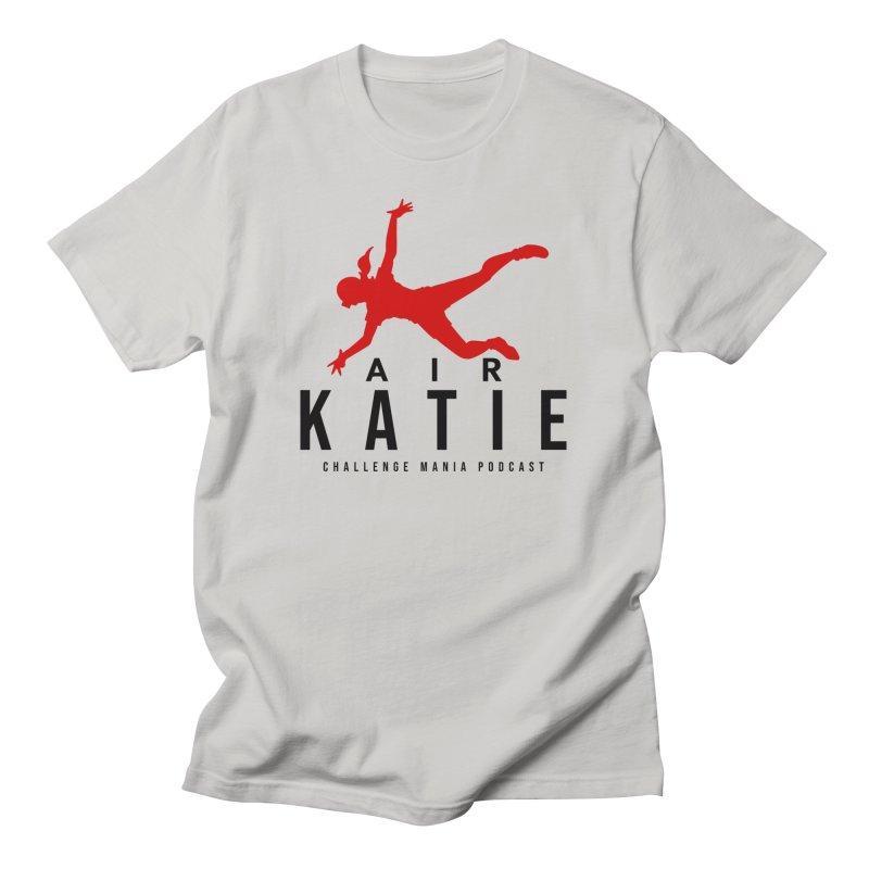 AIR KATIE Men's T-Shirt by Challenge Mania Shop