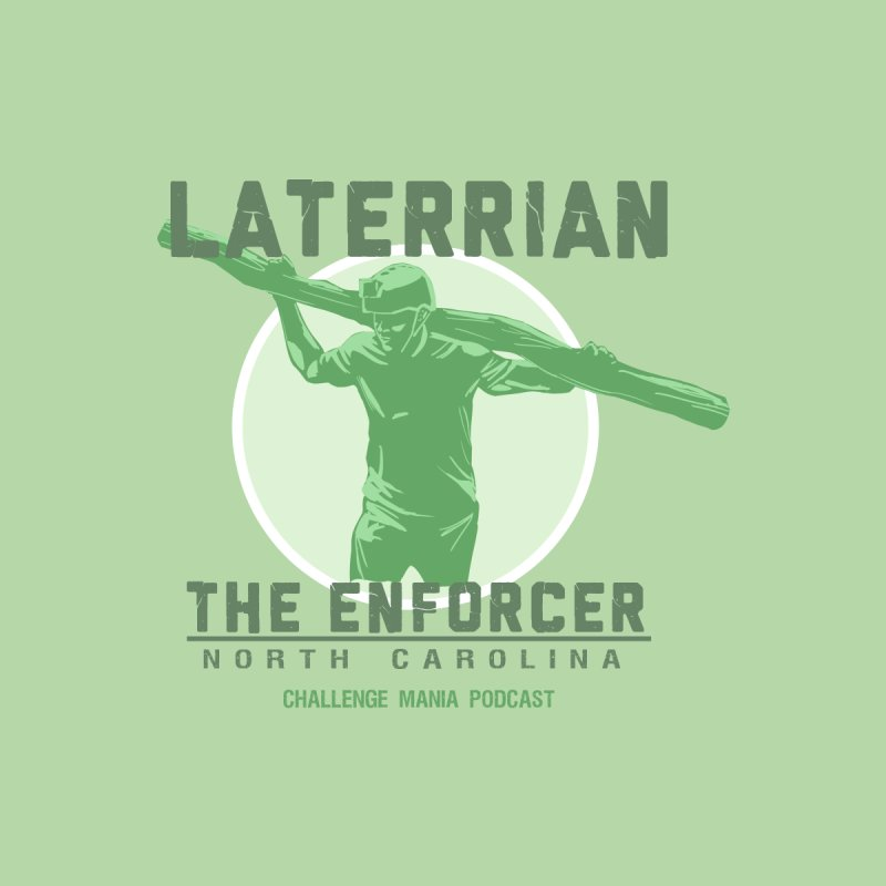 Laterrian: Enforcer Women's T-Shirt by Challenge Mania Shop