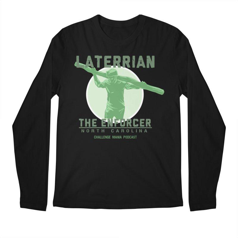 Laterrian: Enforcer Men's Longsleeve T-Shirt by Challenge Mania Shop