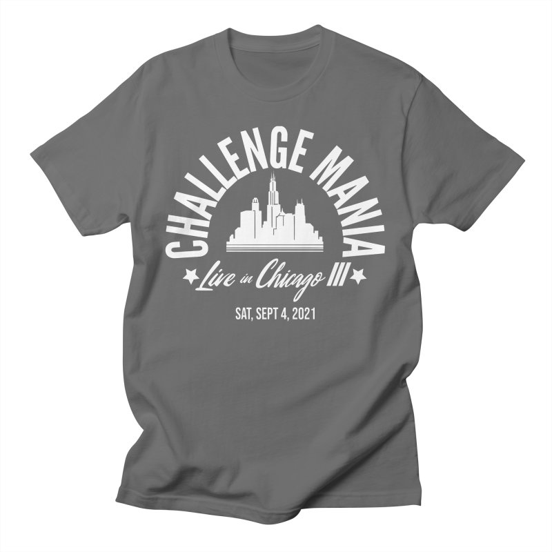 Chicago III Men's T-Shirt by Challenge Mania Shop