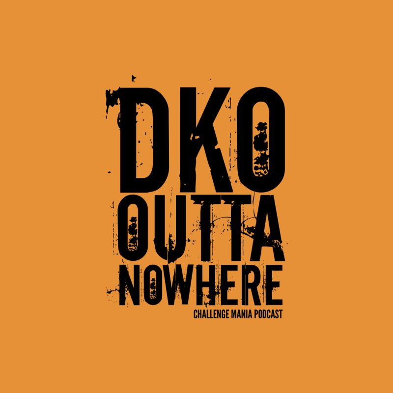 DKO Outta Nowhere (Black) by Challenge Mania Shop