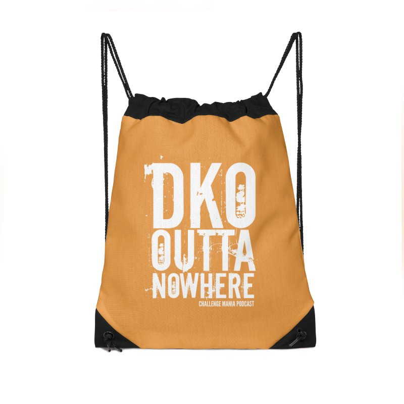 DKO Outta Nowhere (White) Accessories Bag by Challenge Mania Shop