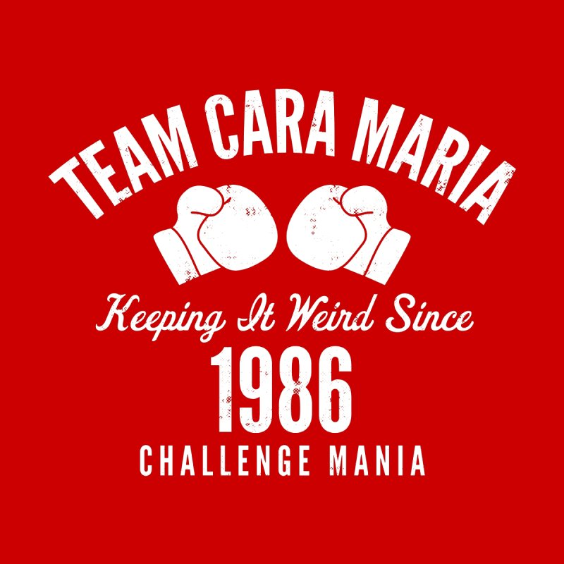 Cara Maria 1986 (White) None  by Challenge Mania Shop