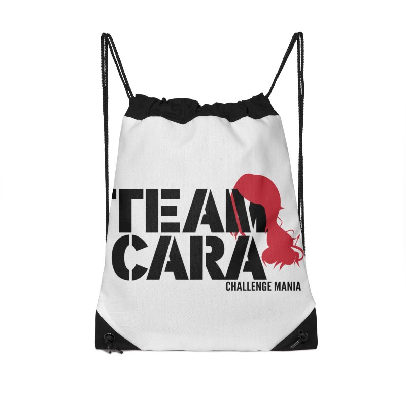 Team Cara Accessories Bag by Challenge Mania Shop