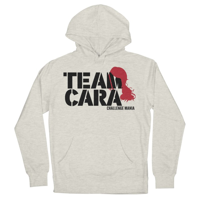 Team Cara Women's Pullover Hoody by Challenge Mania Shop