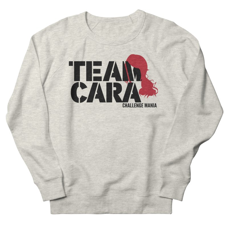 Team Cara Men's Sweatshirt by Challenge Mania Shop