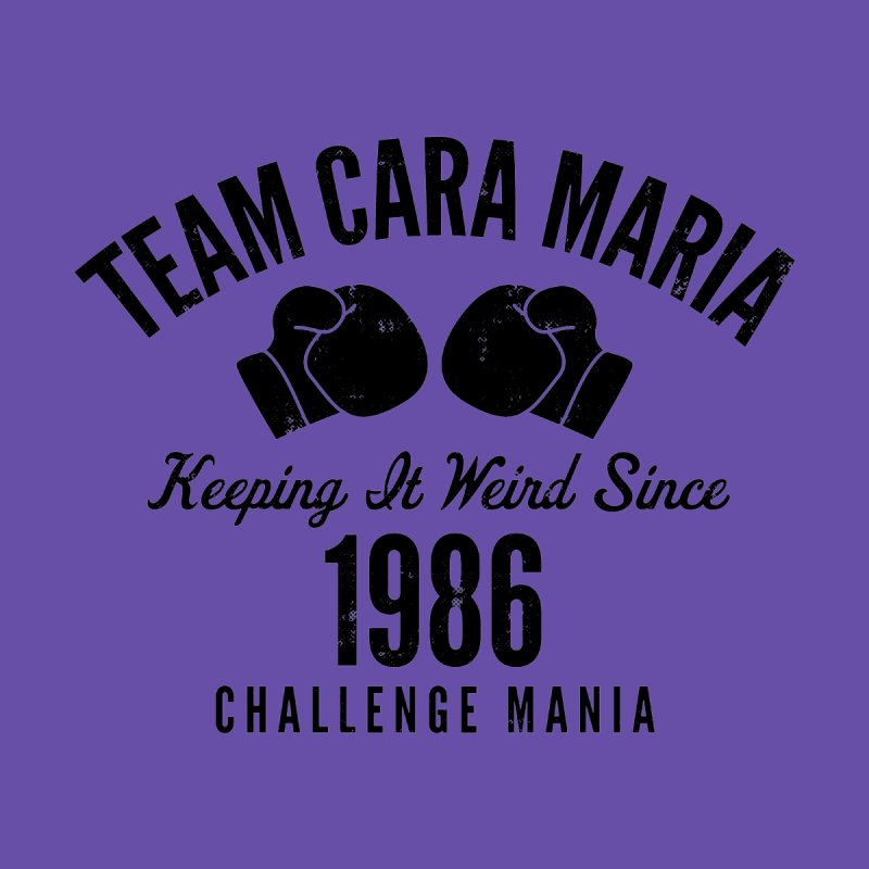 Cara 1986 (Black) by Challenge Mania Shop