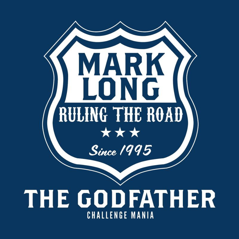 Mark Long Sign (White) by Challenge Mania Shop