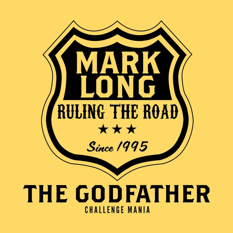 Mark Long Sign (Black) by Challenge Mania Shop