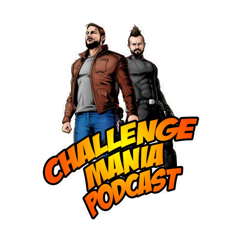Super Hero Derrick & Scott None  by Challenge Mania Shop
