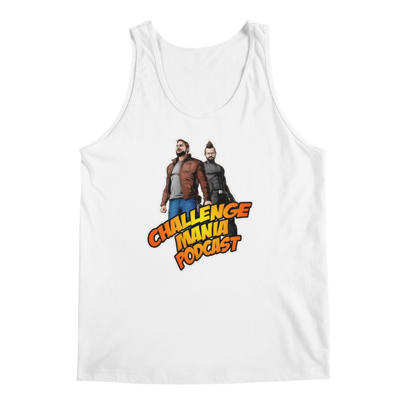Super Hero Derrick & Scott Men's Tank by Challenge Mania Shop