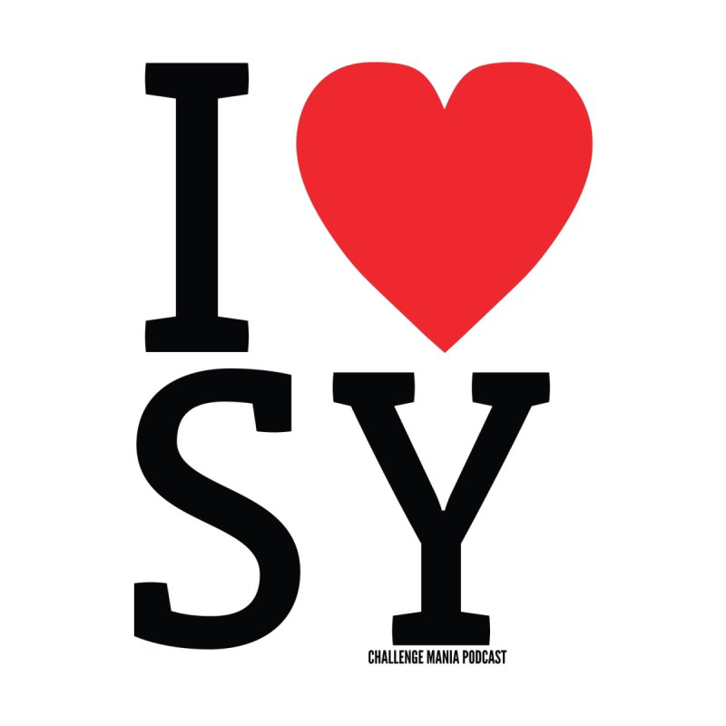 I Love SY by Challenge Mania Shop