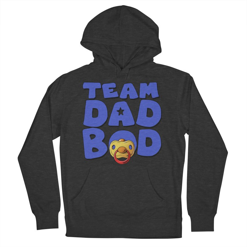 Team Dad Bod Women's French Terry Pullover Hoody by Challenge Mania Shop