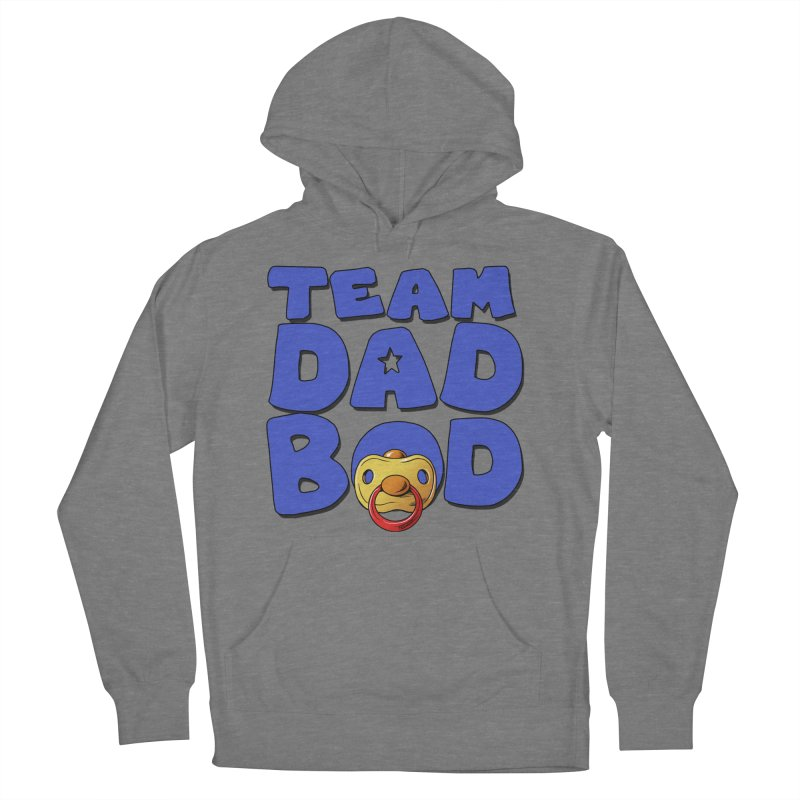 Team Dad Bod Women's Pullover Hoody by Challenge Mania Shop