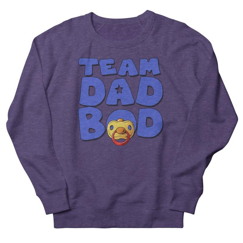 Team Dad Bod Women's French Terry Sweatshirt by Challenge Mania Shop