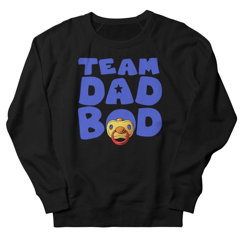 Team Dad Bod Men's French Terry Sweatshirt by Challenge Mania Shop