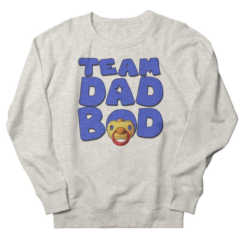 Team Dad Bod Men's Sweatshirt by Challenge Mania Shop