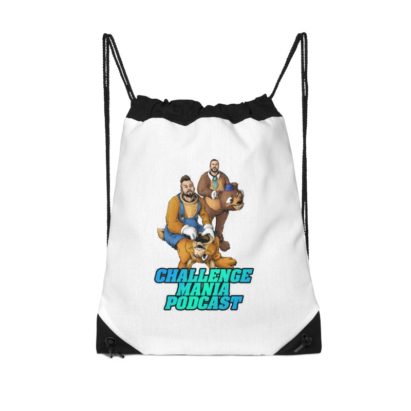 Character Lunch Break Accessories Bag by Challenge Mania Shop
