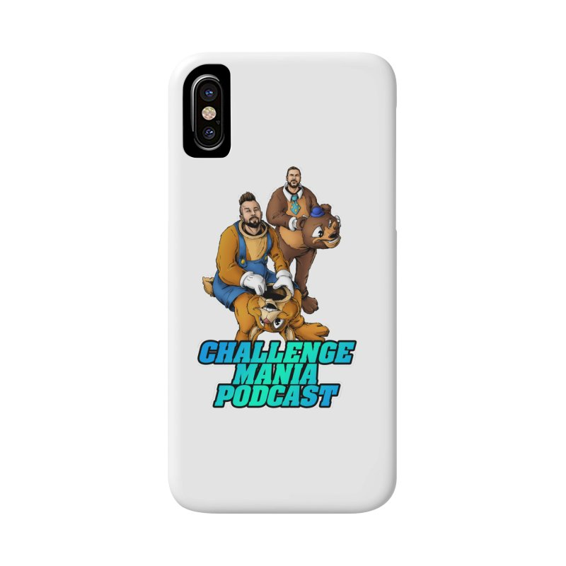 Character Lunch Break Accessories Phone Case by Challenge Mania Shop