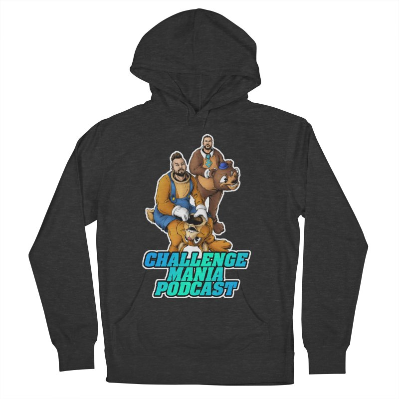 Character Lunch Break Women's French Terry Pullover Hoody by Challenge Mania Shop