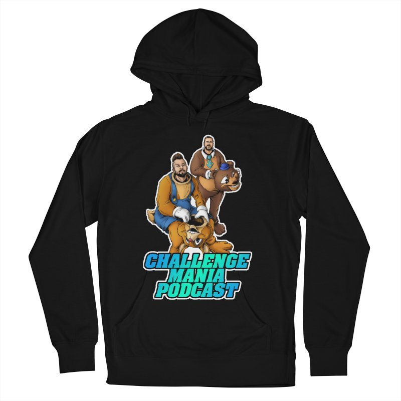 Character Lunch Break Men's French Terry Pullover Hoody by Challenge Mania Shop