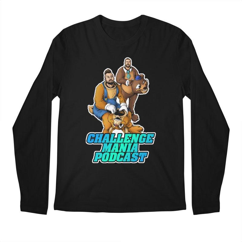 Character Lunch Break Men's Regular Longsleeve T-Shirt by Challenge Mania Shop