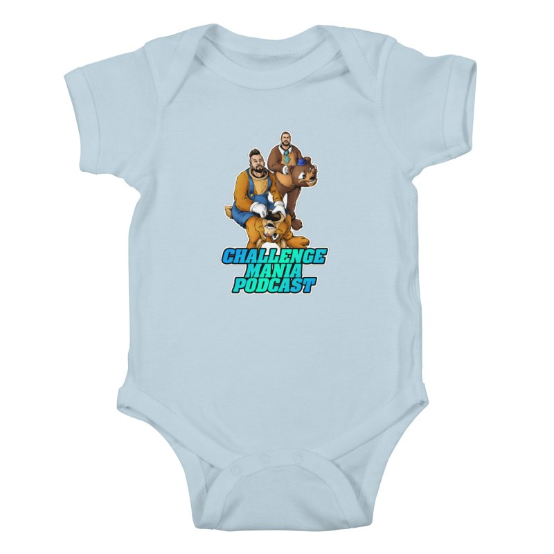 Character Lunch Break Kids Baby Bodysuit by Challenge Mania Shop