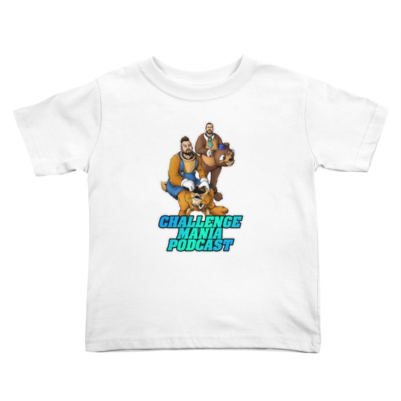 Character Lunch Break Kids Toddler T-Shirt by Challenge Mania Shop