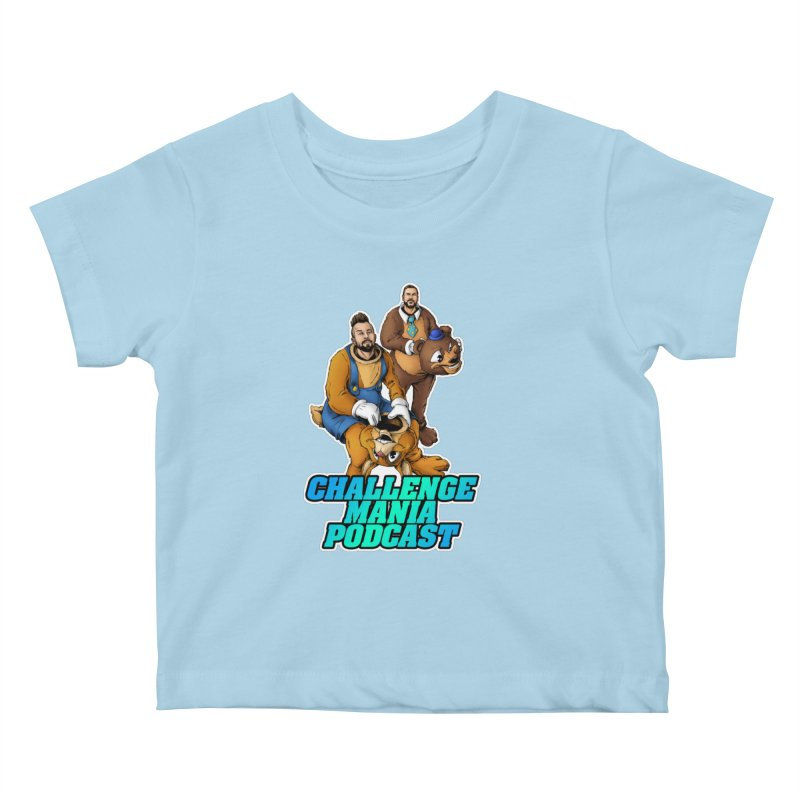 Character Lunch Break Kids Baby T-Shirt by Challenge Mania Shop