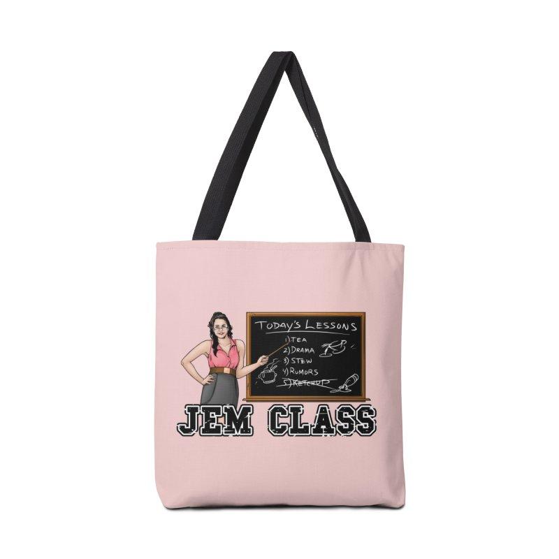 Jem Class Jemmye Accessories Bag by Challenge Mania Shop