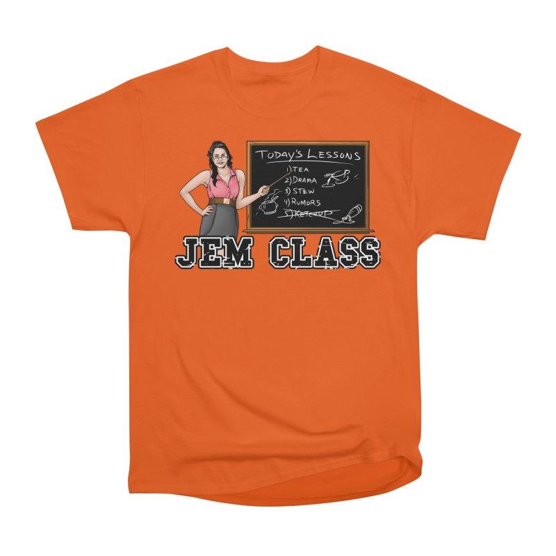 Jem Class Jemmye Men's Heavyweight T-Shirt by Challenge Mania Shop