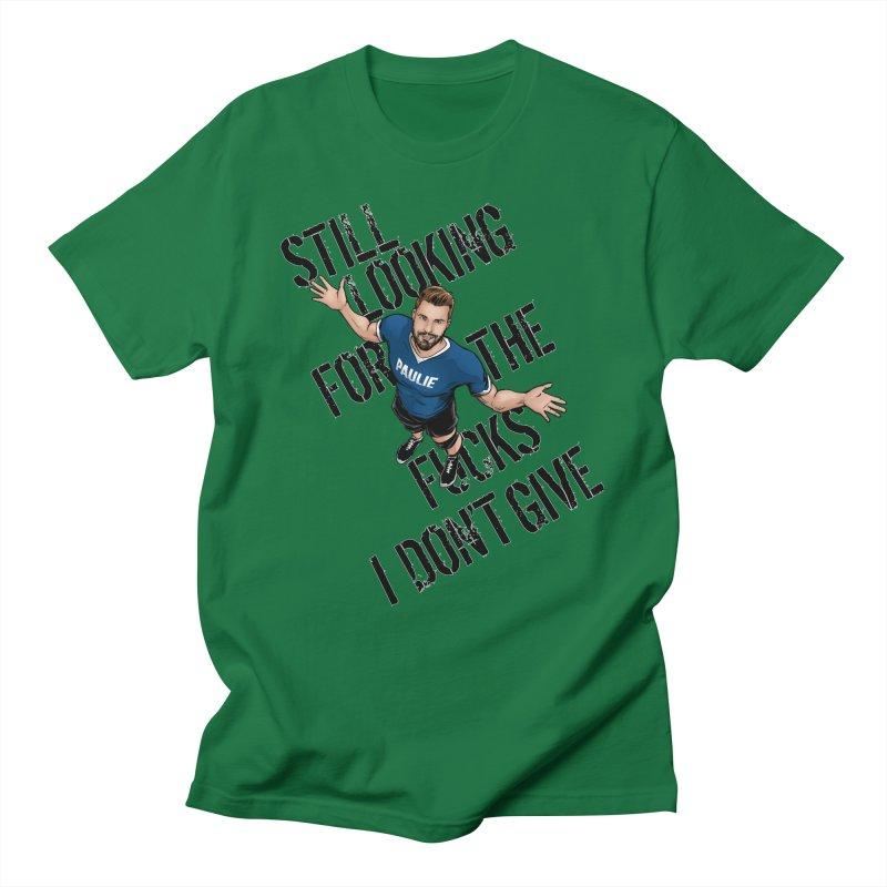 Paulie Still Looking Men's T-Shirt by Challenge Mania Shop