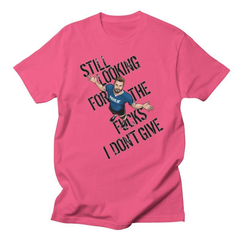 Paulie Still Looking Men's Regular T-Shirt by Challenge Mania Shop