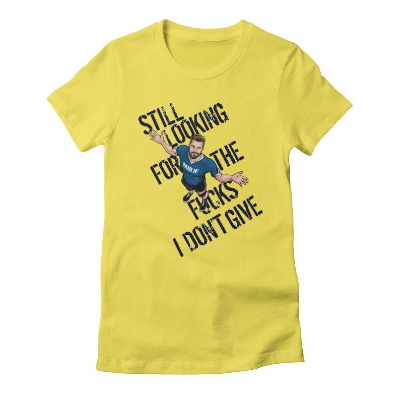 Paulie Still Looking Women's T-Shirt by Challenge Mania Shop