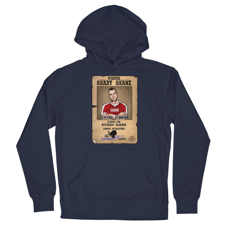 Shady Shane Wanted Men's Pullover Hoody by Challenge Mania Shop