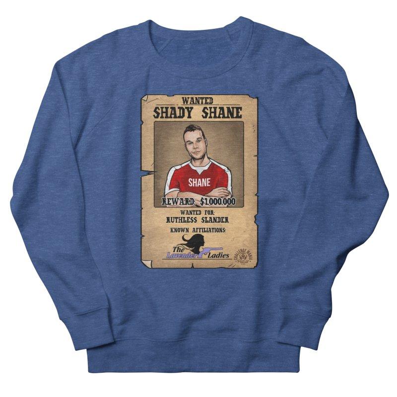 Shady Shane Wanted Men's Sweatshirt by Challenge Mania Shop