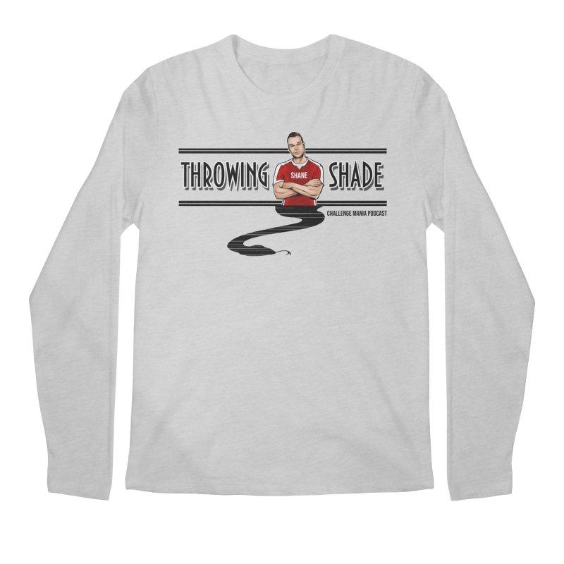 Shane Throwing Shade Men's Regular Longsleeve T-Shirt by Challenge Mania Shop