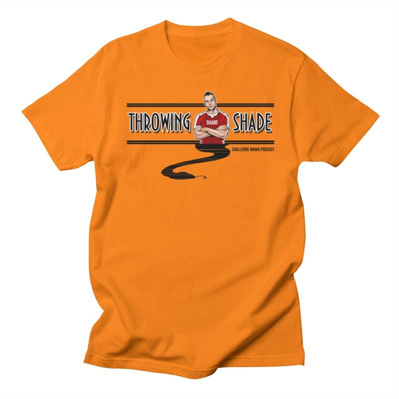 Shane Throwing Shade Men's Regular T-Shirt by Challenge Mania Shop