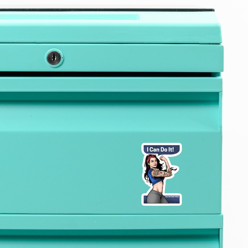 Kailah Can Do It Accessories Magnet by Challenge Mania Shop