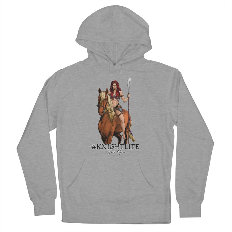 Cara Knight Life Women's Pullover Hoody by Challenge Mania Shop