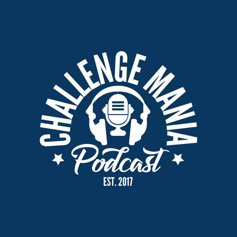 Podcast Logo Small by Challenge Mania Shop