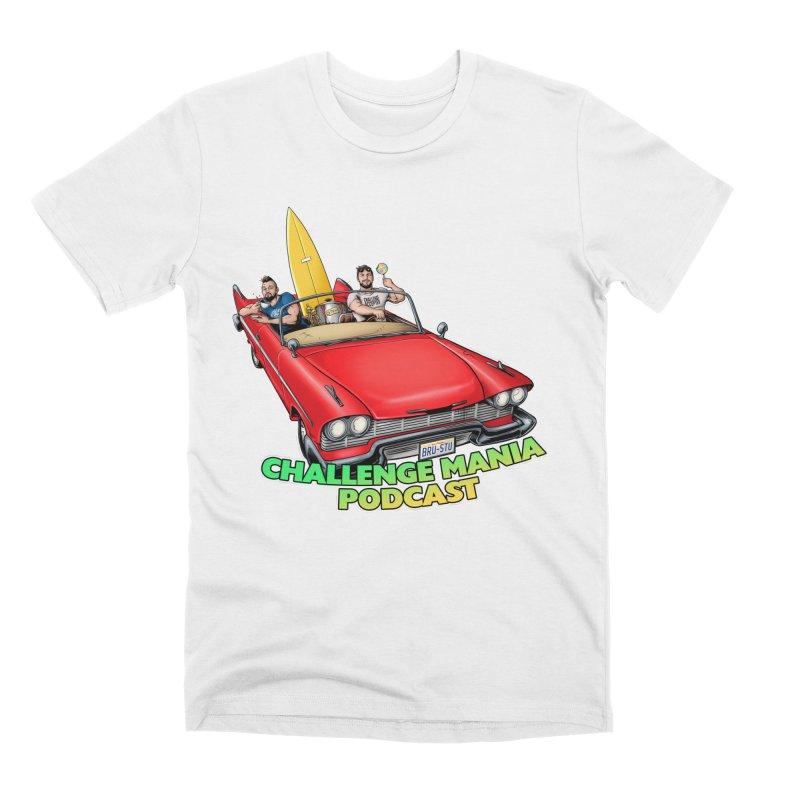 West Coast Mania Men's Premium T-Shirt by Challenge Mania Shop