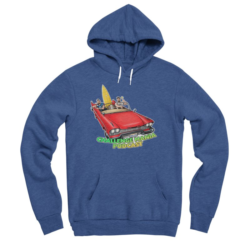 West Coast Mania Women's Pullover Hoody by Challenge Mania Shop