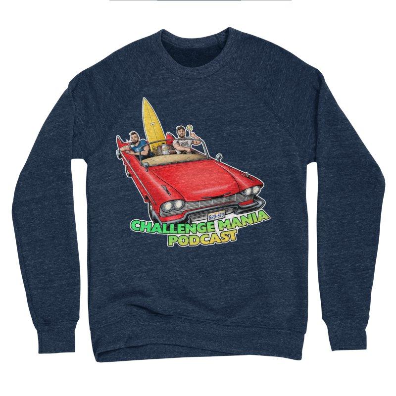 West Coast Mania Women's Sponge Fleece Sweatshirt by Challenge Mania Shop
